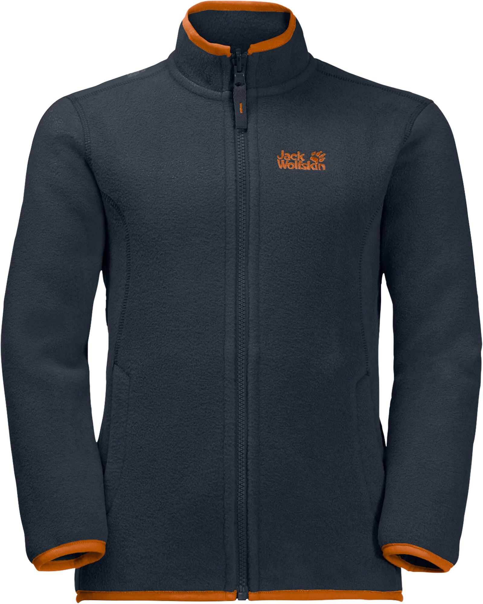 jack wolfskin b iceland 3in1 jacket kids desert orange. Black Bedroom Furniture Sets. Home Design Ideas